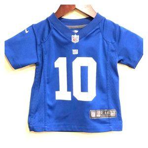 competitive price 5b140 9589c Nike Eli Manning NY Giants toddler jersey 2T